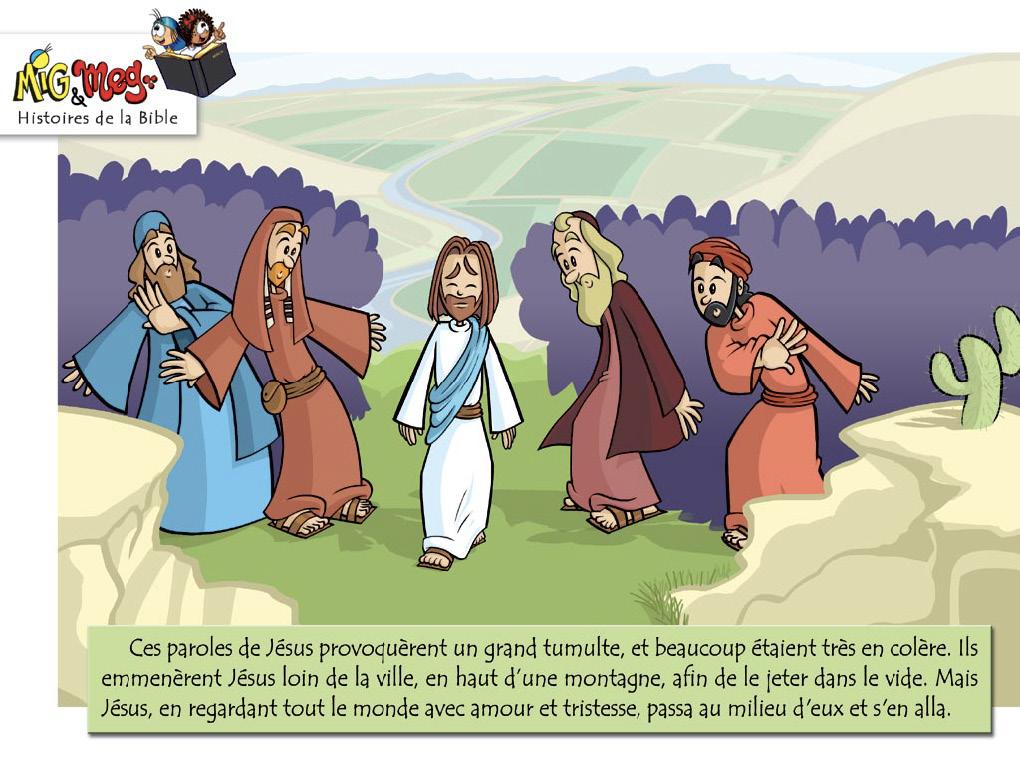 Jésus retourne à Nazareth - page 15