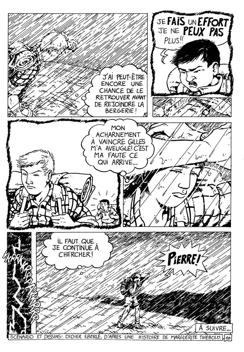 Les randonneurs - page 10