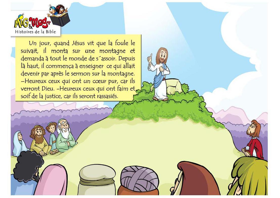Le Sermon sur la Montagne - page 2