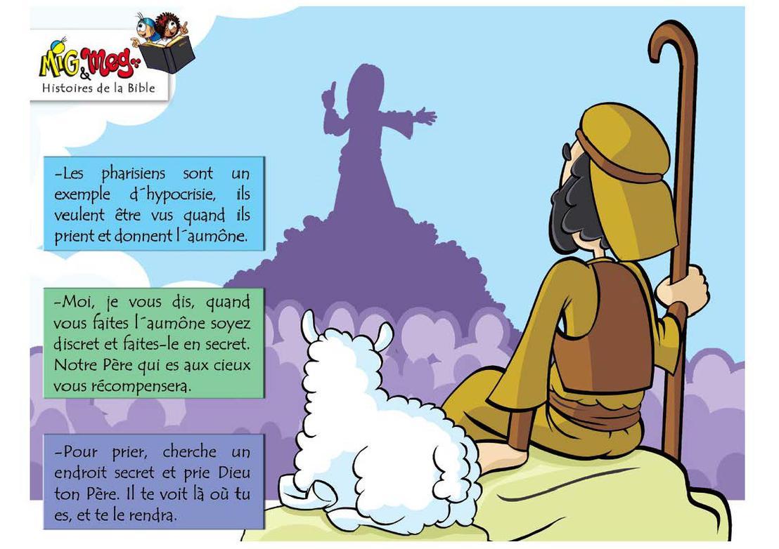 Le Sermon sur la Montagne - page 9