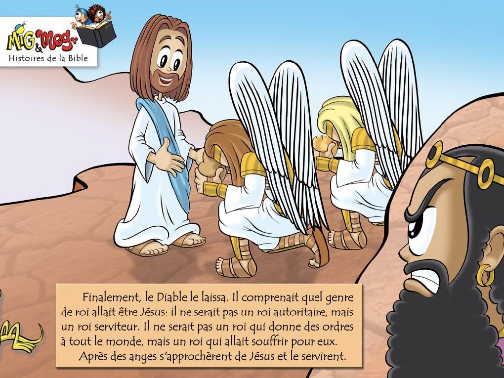 La tentation de Jésus - page 15