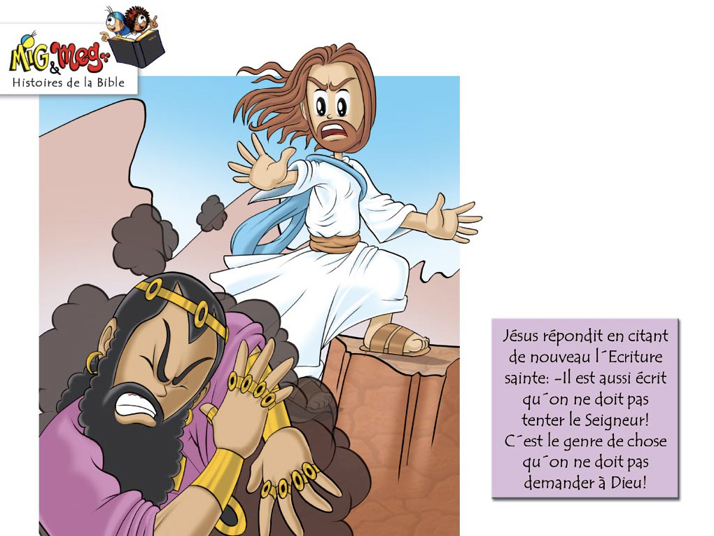 La tentation de Jésus - page 10