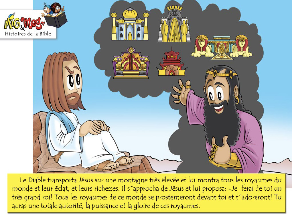 La tentation de Jésus - page 12
