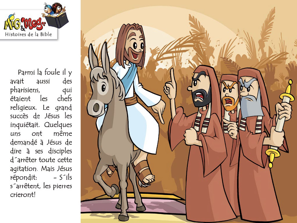 L'entrée Triomphale - page 13
