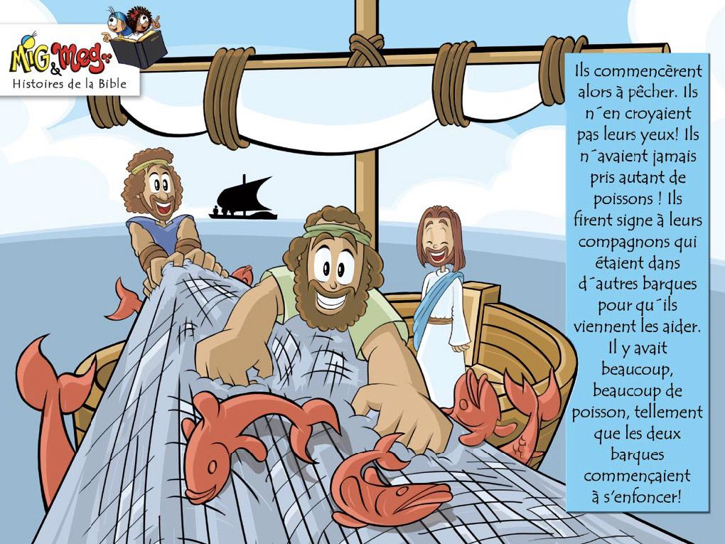Jésus appelle ses disciples - page 9