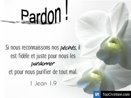 1 Jean 1:9