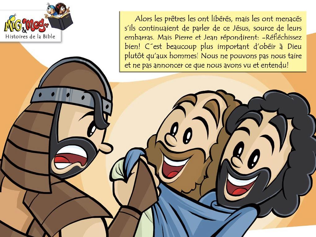 Pierre et Jean réalisent des miracles - page 8
