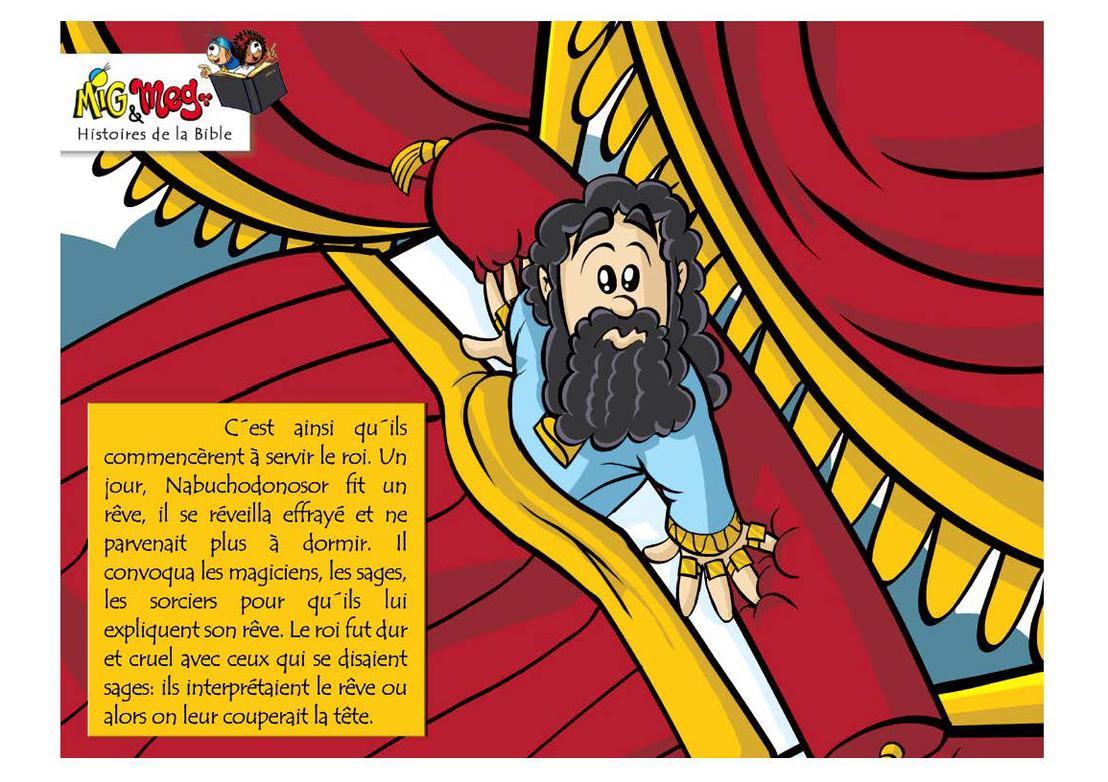 Daniel et le Rêve du Roi - page 5