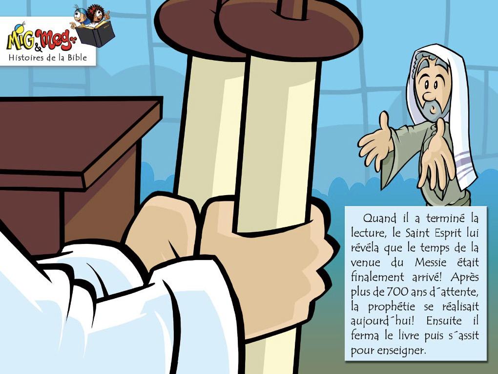 Jésus retourne à Nazareth - page 10