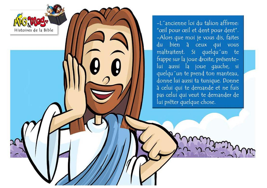 Le Sermon sur la Montagne - page 7