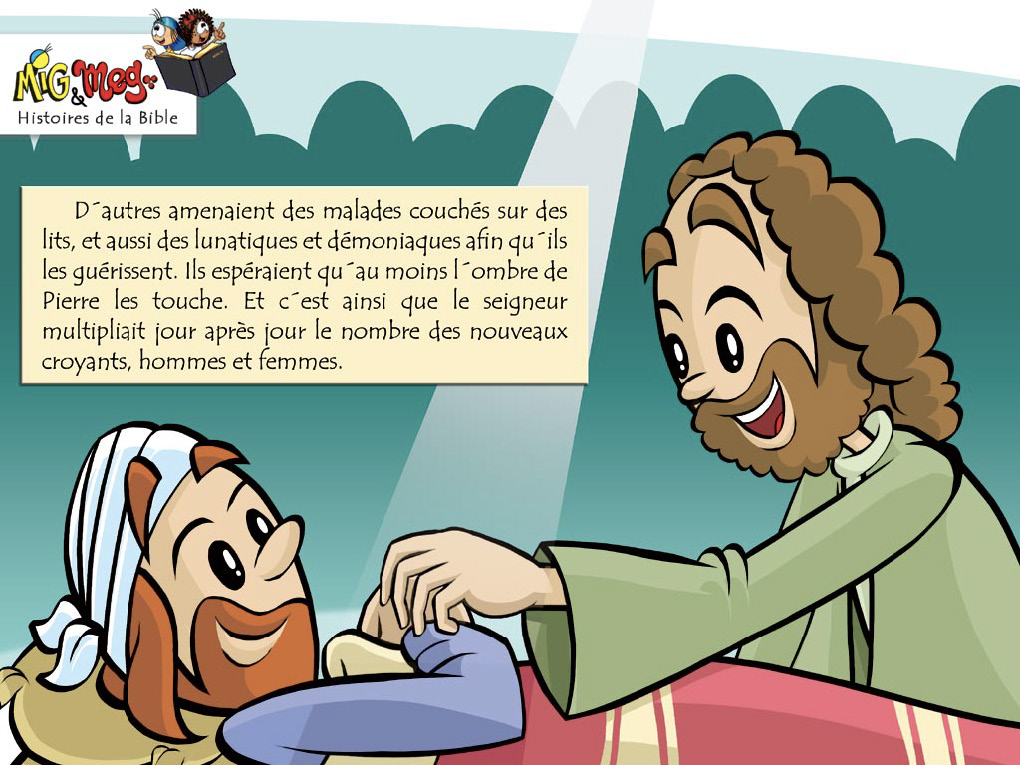 Pierre et Jean réalisent des miracles - page 11