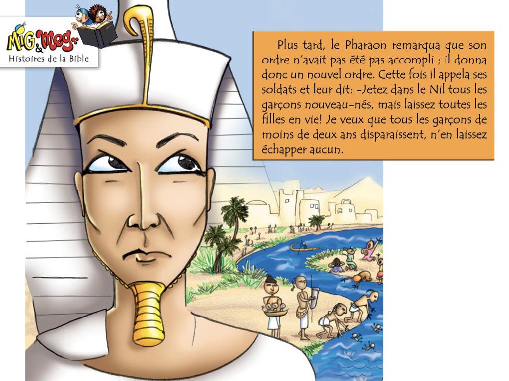 La naissance de Moïse - page 4
