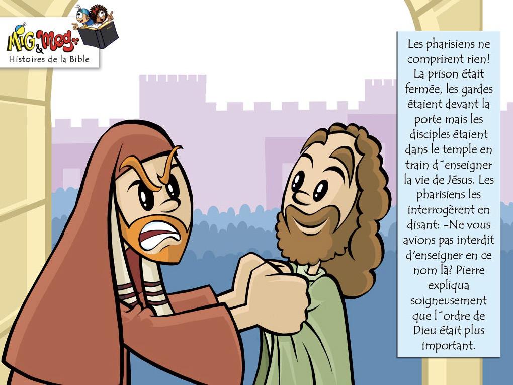 Pierre et Jean réalisent des miracles - page 13