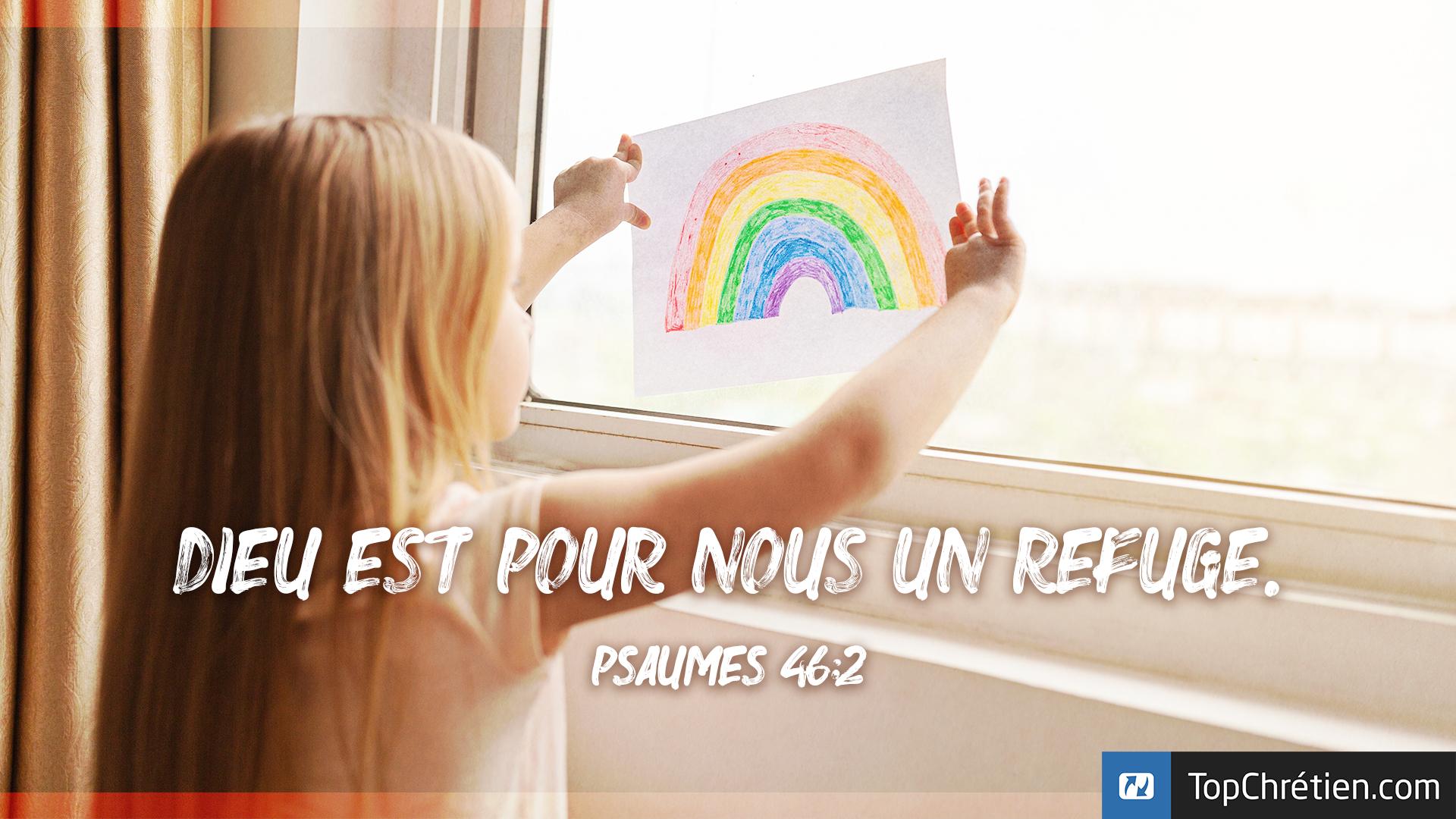 Dieu est un refuge