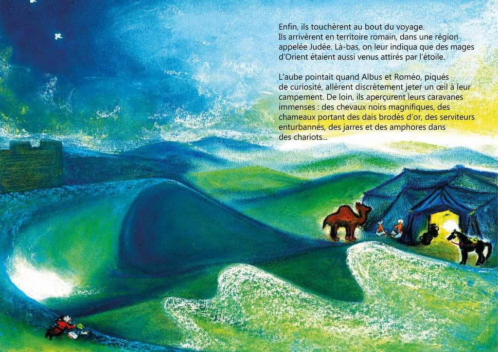 ALBUS ET L'ETOILE QUI DANSE - page 11