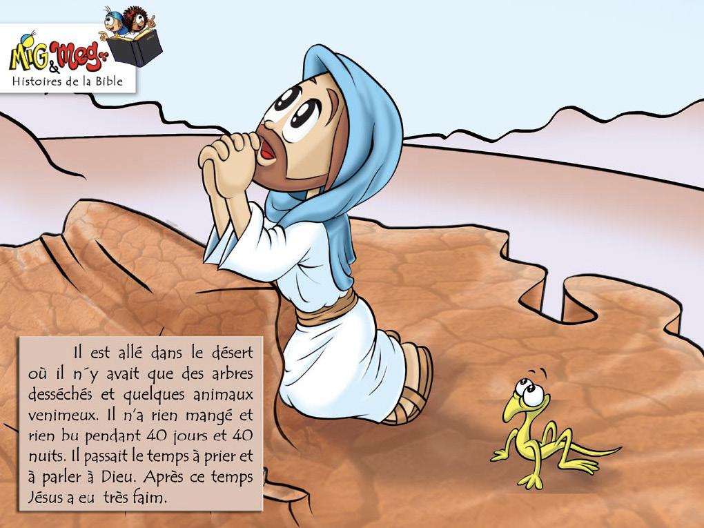 La tentation de Jésus - page 3