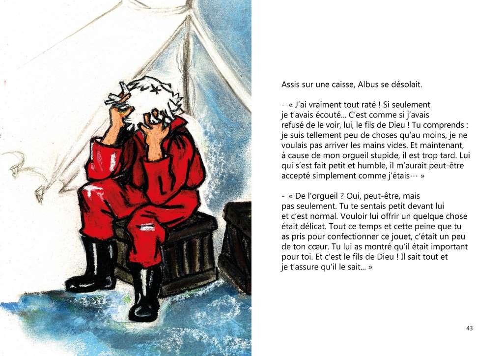 ALBUS ET L'ETOILE QUI DANSE - page 20