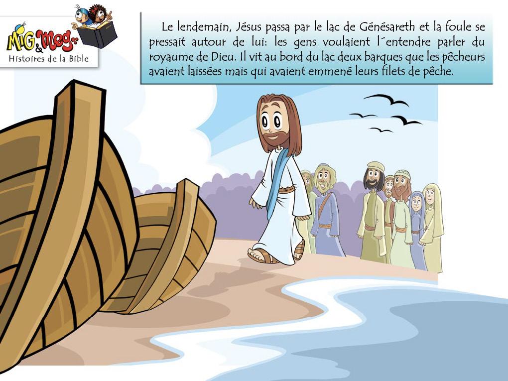 Jésus appelle ses disciples - page 6
