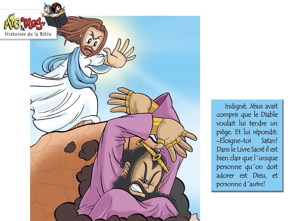 La tentation de Jésus - page 14
