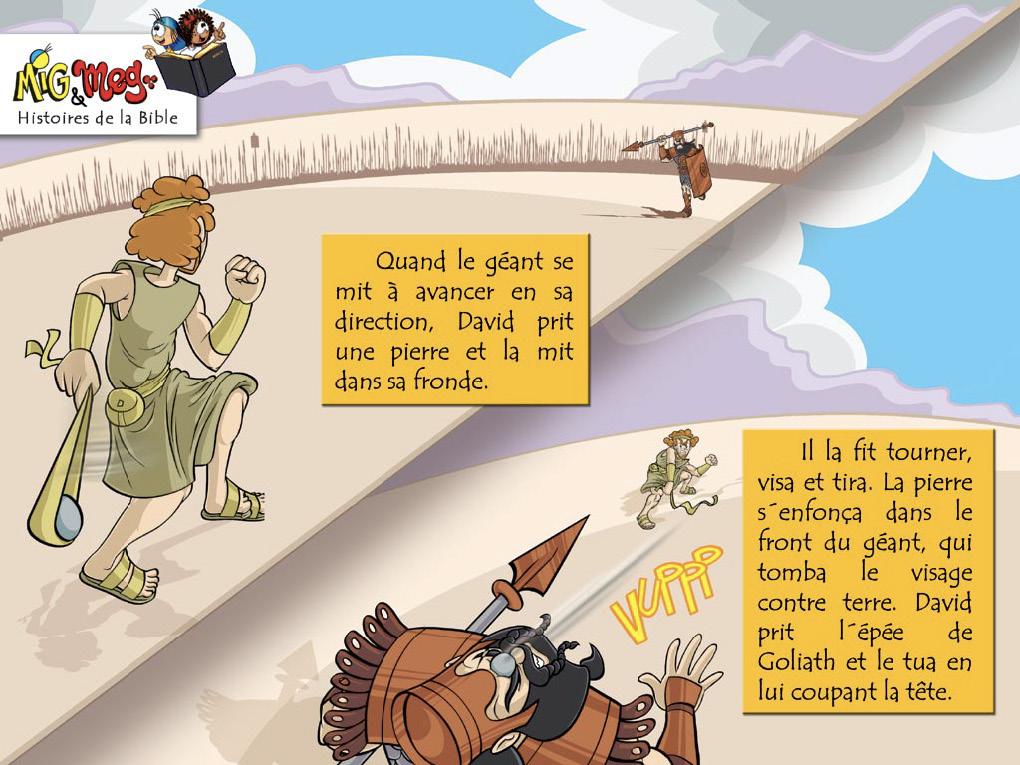 David et Goliath - page 14