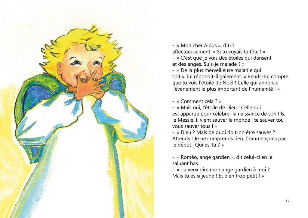 ALBUS ET L'ETOILE QUI DANSE - page 7