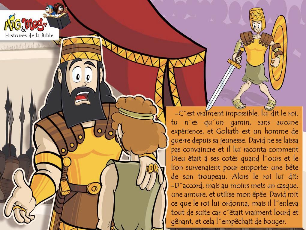 David et Goliath - page 11