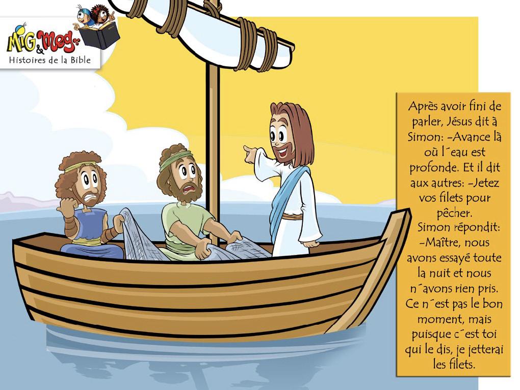 Jésus appelle ses disciples - page 8