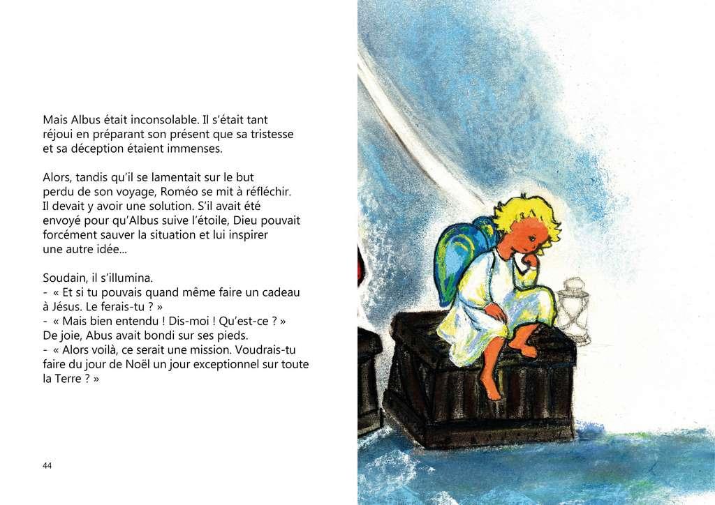 ALBUS ET L'ETOILE QUI DANSE - page 21