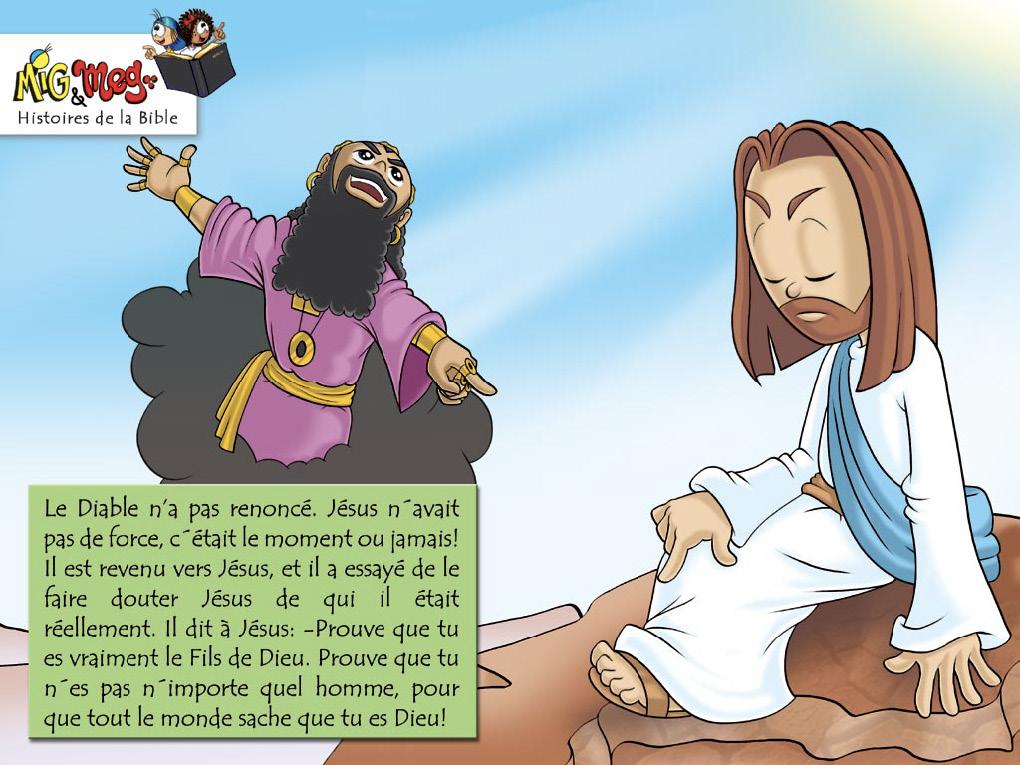 La tentation de Jésus - page 7