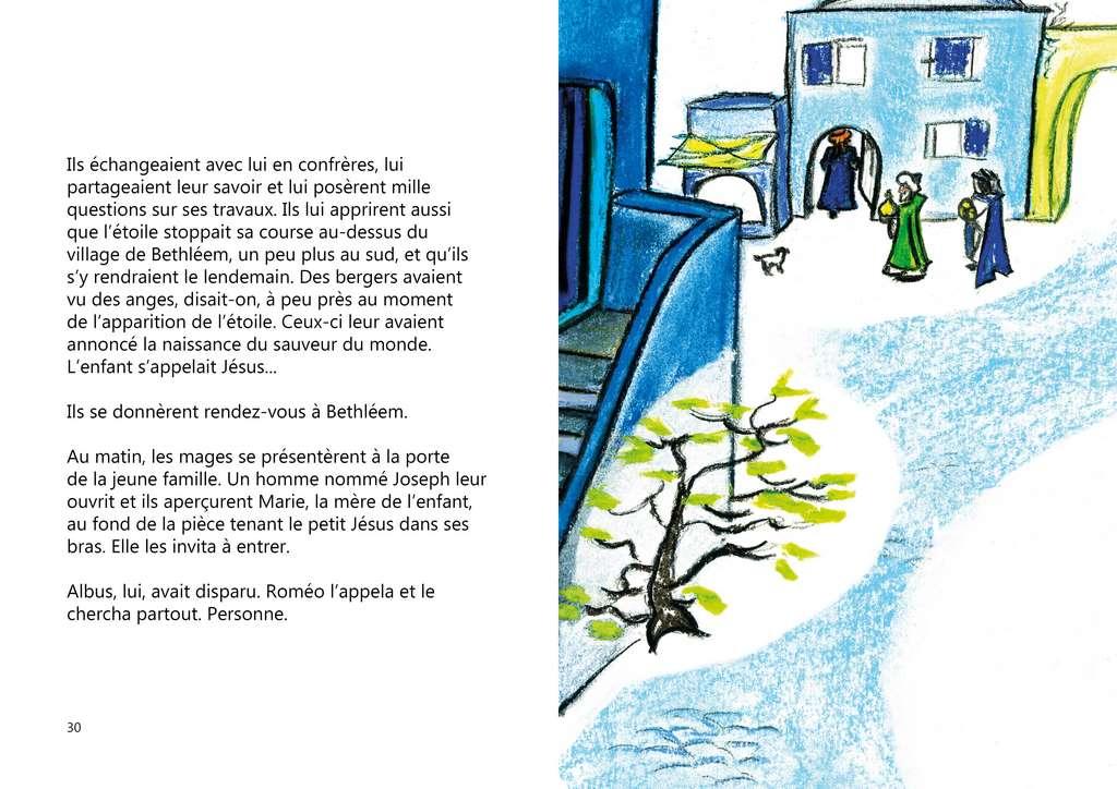 ALBUS ET L'ETOILE QUI DANSE - page 14