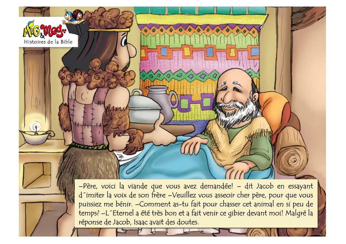 Esaü et Jacob - page 9