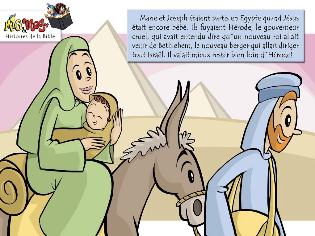 Jésus retourne à Nazareth - page 2