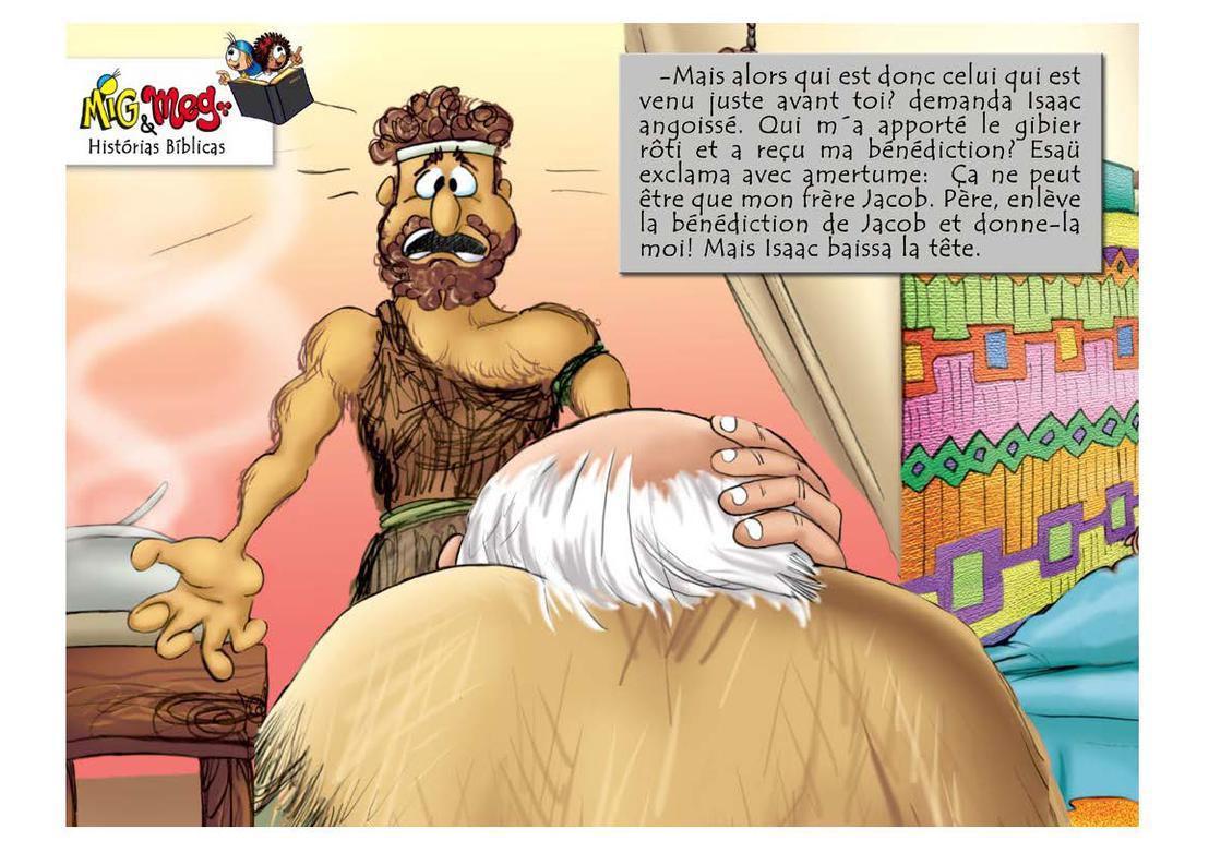 Esaü et Jacob - page 13