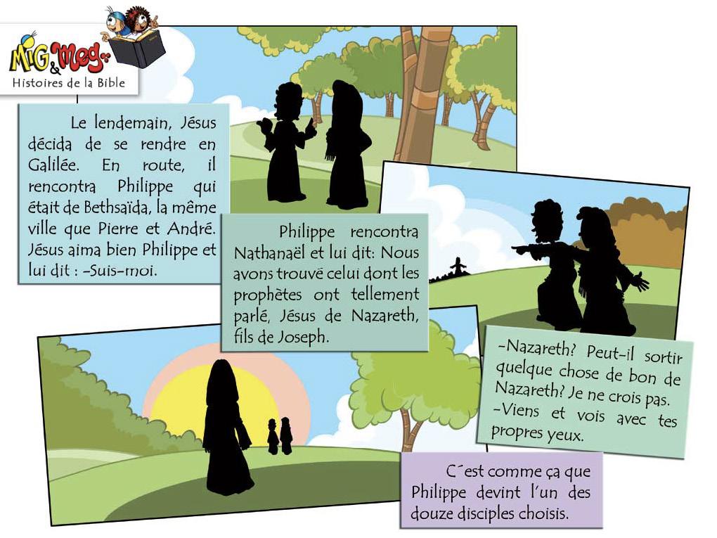 Jésus appelle ses disciples - page 12
