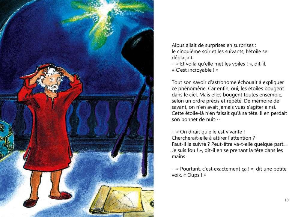 ALBUS ET L'ETOILE QUI DANSE - page 5