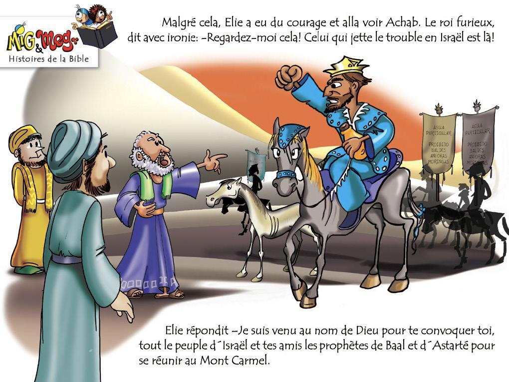 Elie et les prophètes de Baal - page 6