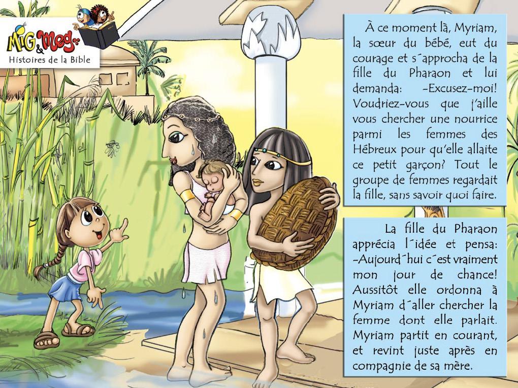 La naissance de Moïse - page 12