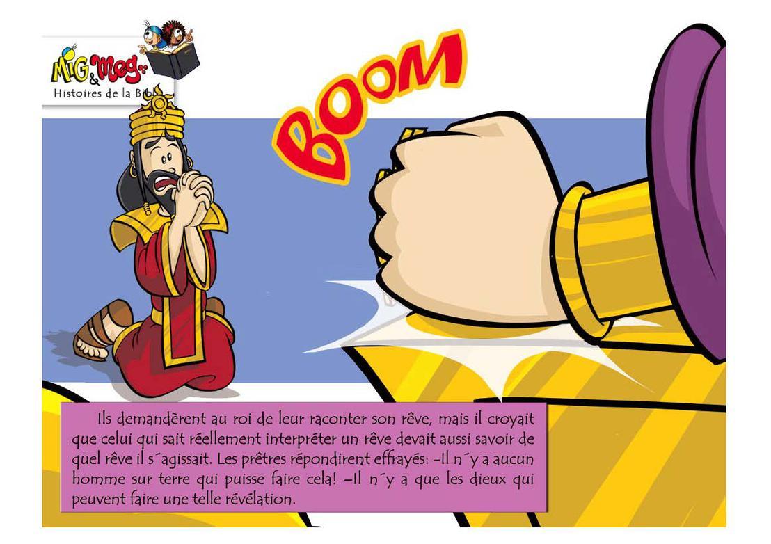Daniel et le Rêve du Roi - page 6