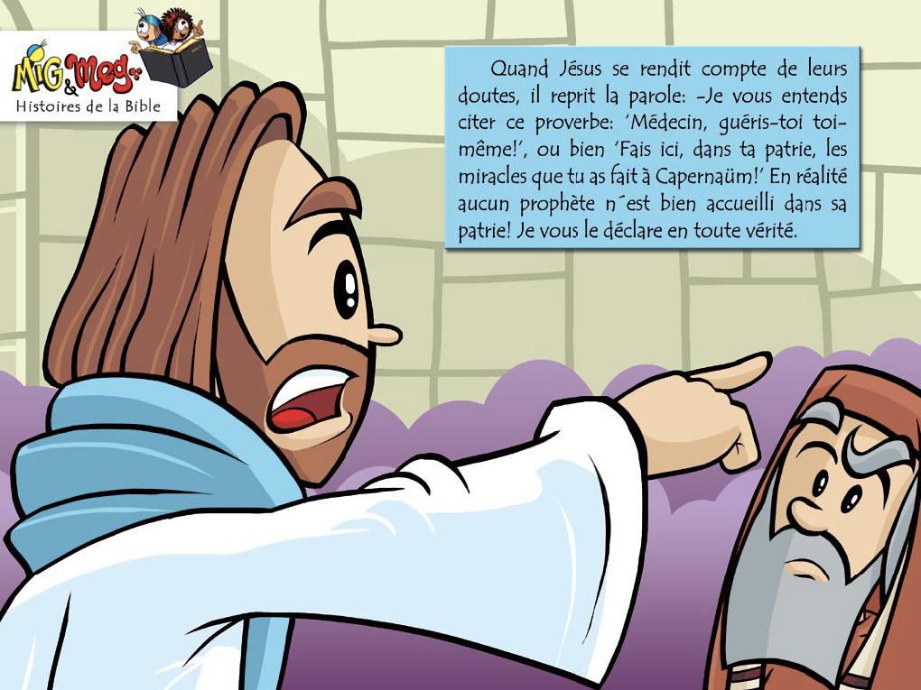 Jésus retourne à Nazareth - page 12