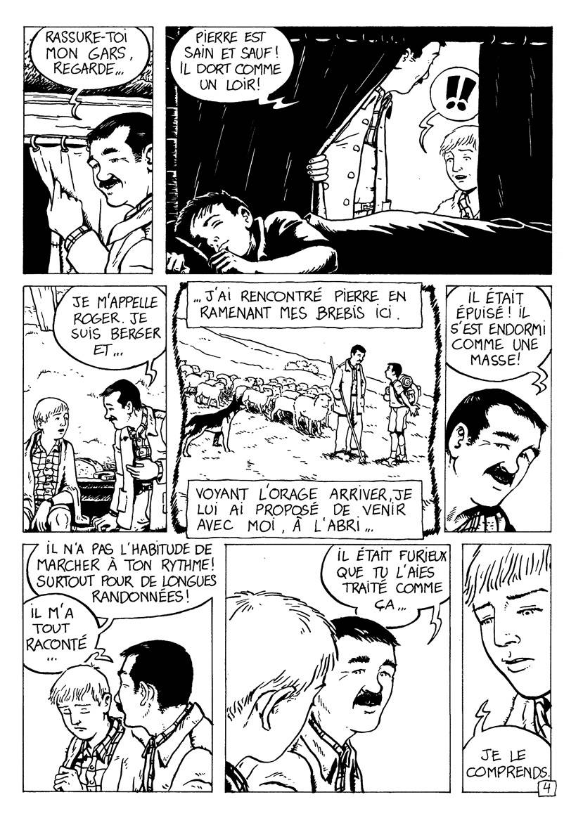 Les randonneurs - page 14