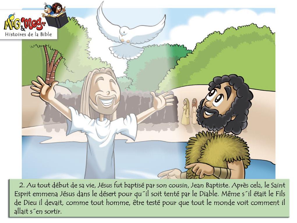 La tentation de Jésus - page 2