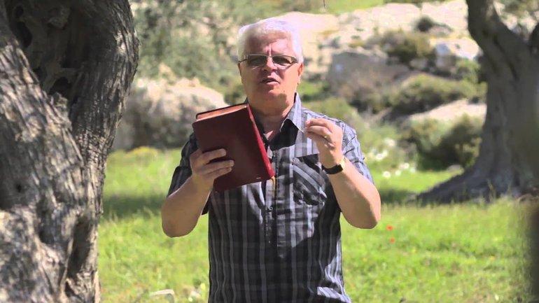 Agonie à Gethsémané