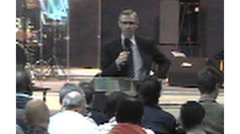 Patrick Salafranque - Pour une église en croissance (1/2)