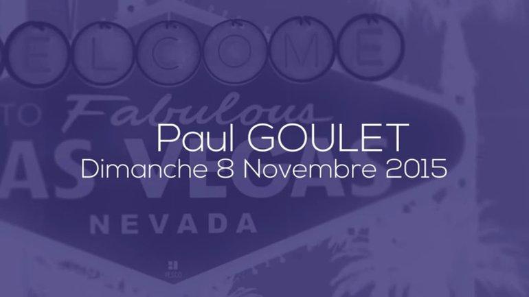 PAUL GOULET - MAITRISER VOTRE APPEL - 08/11
