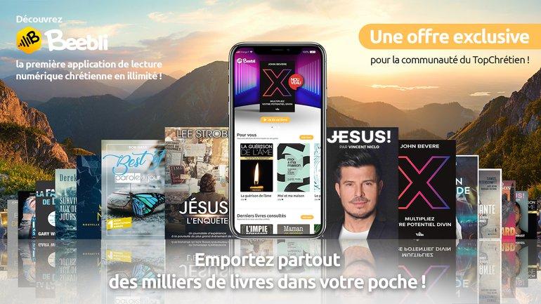 BEEBLI : l'application qui va vous faire redécouvrir la lecture chrétienne !