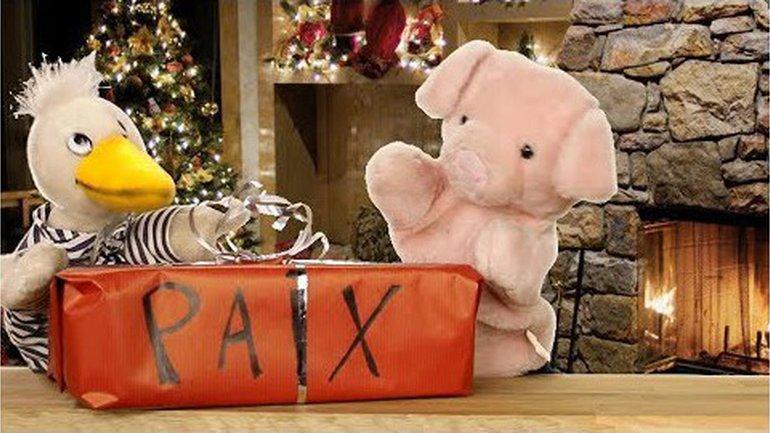 La paix de Noël - IGINS ET KLARK