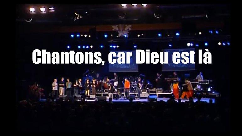 Chantons, car Dieu est là - Jem 608 - Louange Vivante & Sylvain Freymond