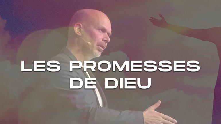 Les promesses de Dieu | Pasteur Christian Robichaud