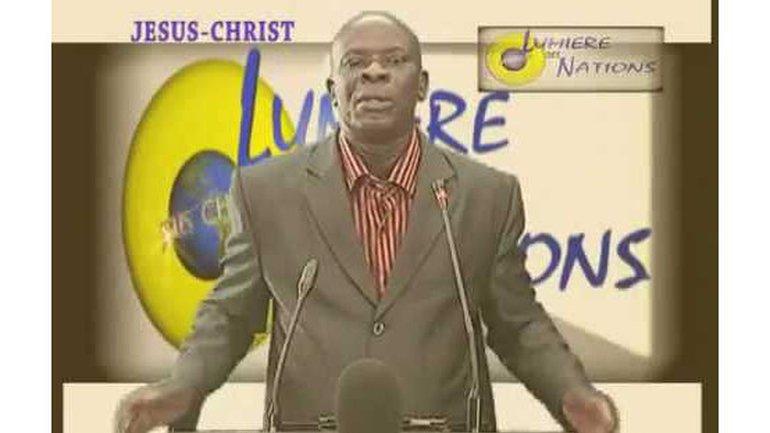 Joseph Ouedraogo - La préexistence de Christ