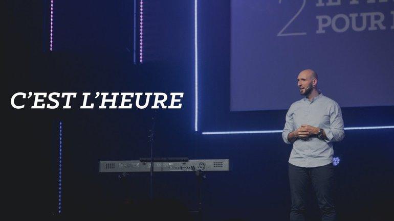 C'est l'heure - Matthieu Perraud